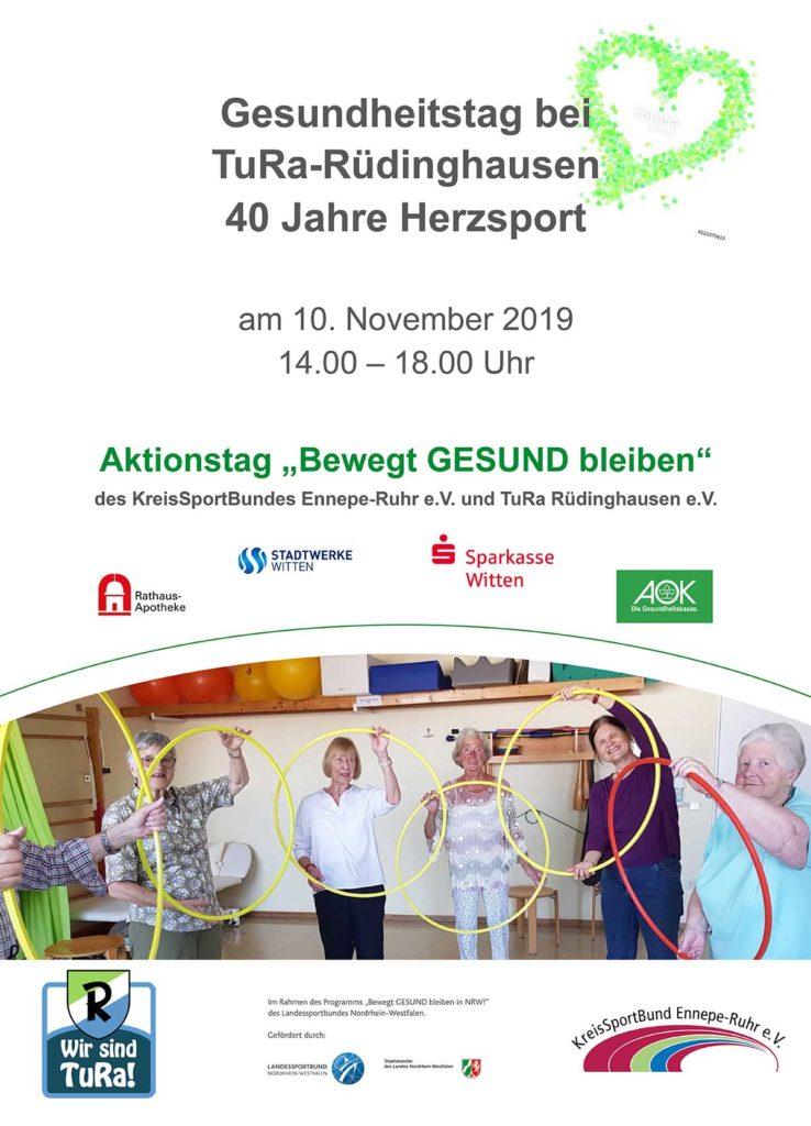 Gesundheitstag bei TuRa Rüdinghausen